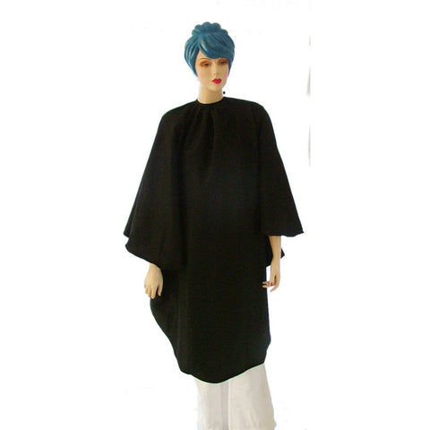 Cape Black Sleeved