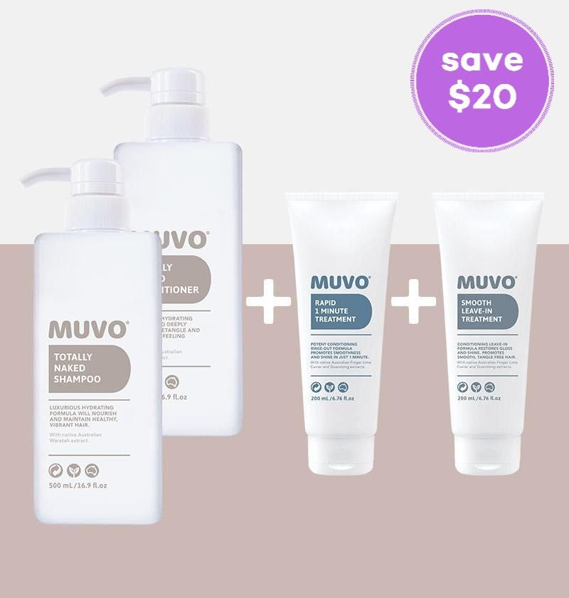 Muvo Totally Naked Perfect Pair Bundle
