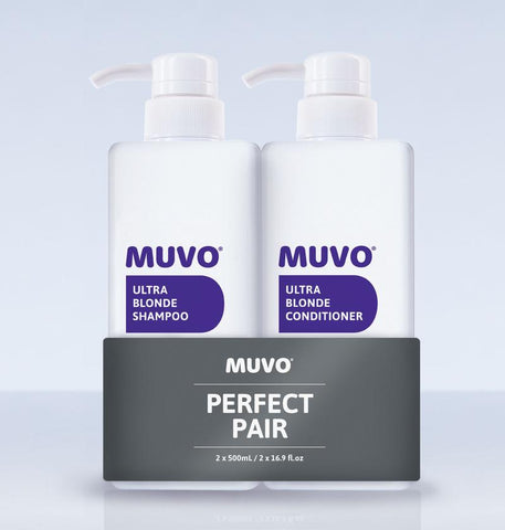 Muvo Ultra Blonde Perfect Pair