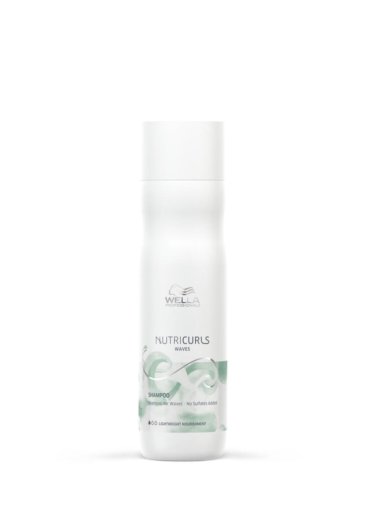 Wella Nutricurls Shampoo for Waves