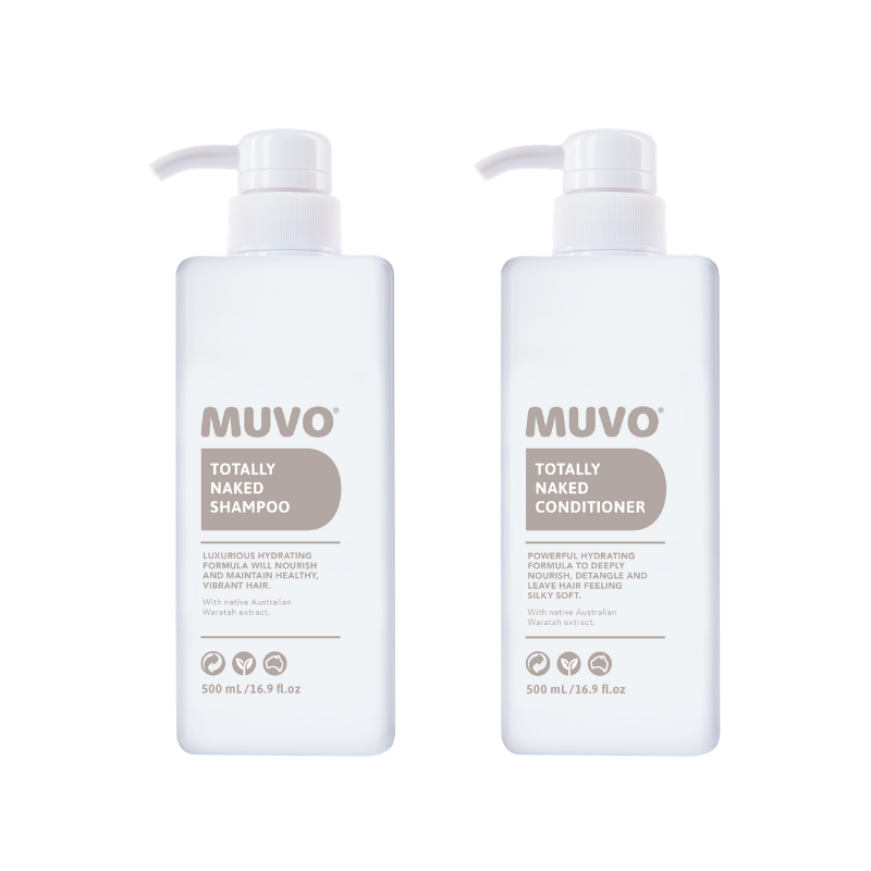 Muvo Totally Naked 500ml
