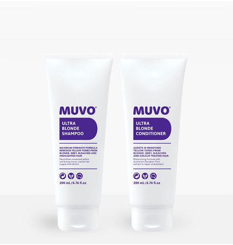 Muvo Ultra Blonde Perfect Pair 200ml (LIMITED STOCK)
