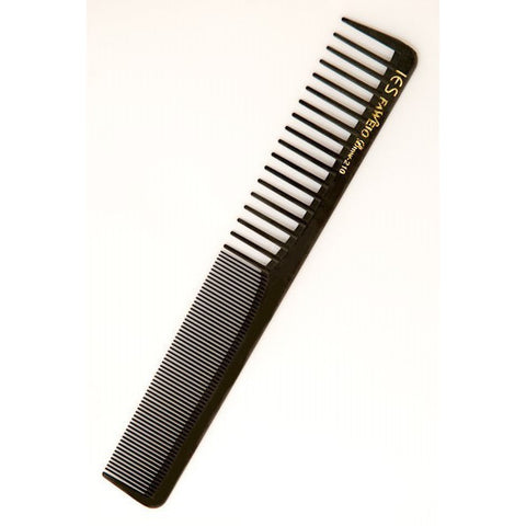 Carbon Cutting Comb Black