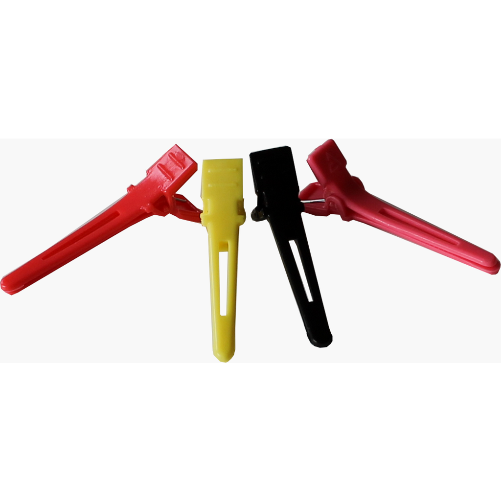 Pin Curl Clips Nylon