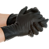 Gloves Black Extra Strong