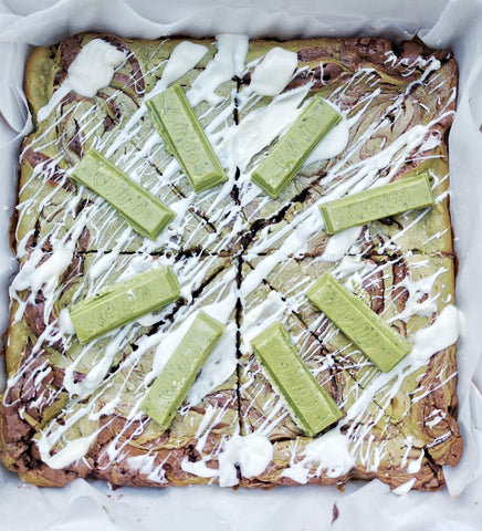 LOADED BROWNIE SLAB
