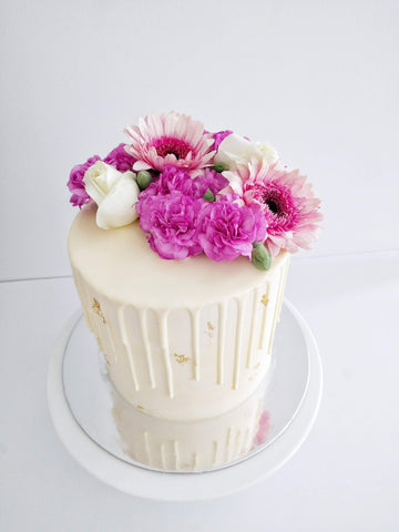 MOTHER'S DAY FLORAL BABY CAKE