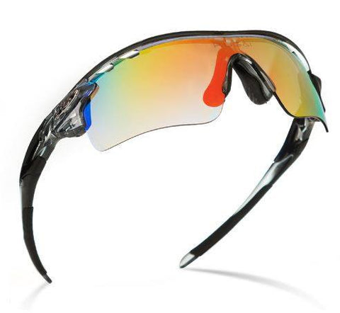 5 Lenses Changeable Outdoor Sports Sunglasses