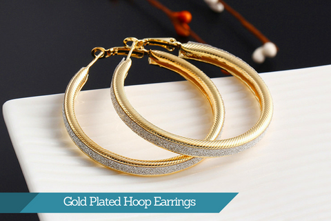 Premium Unique Fashion Hoops Earrings