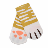 Cute Cat Paw Socks - (5 PCS/Pack)