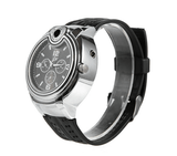Men's Military Refillable Gas Lighter Watch