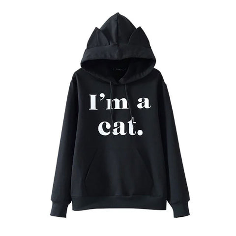 """ I'm A Cat "" Hoodie **LIMITED EDITION**"