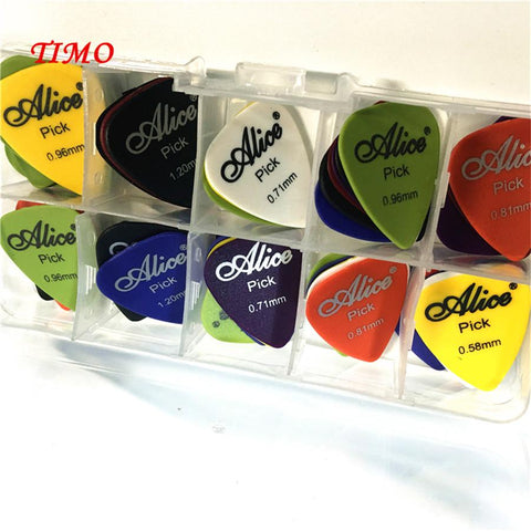 50pcs Alice Guitar Picks