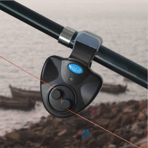 MINI Electronic Wireless Fish Bite Alarm