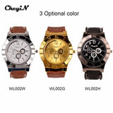 Men's Military USB Lighter Watch