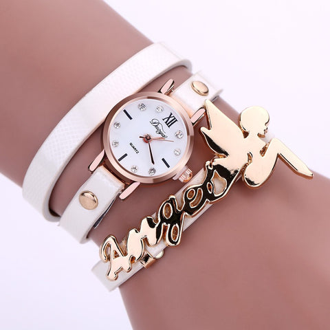 Angel Always Be With You Bracelet Watch