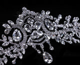 Premium Crystal Headpiece With Angel Rhinestone