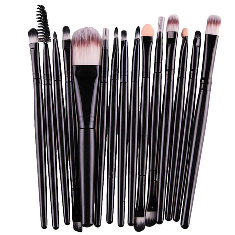 MEGA SALE! Full Set Makeup Brushes For $10 Only!
