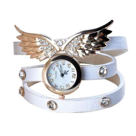 Vintage Devotion Bracelet Watch