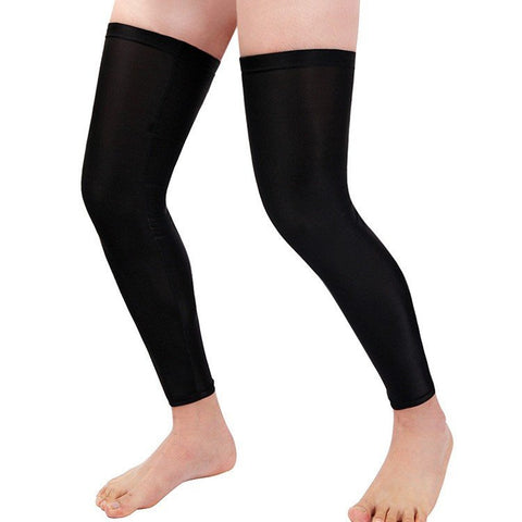 Fitness Sports Extended Long Leg Compression Sleeve