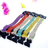 Leopard LED Pet Collar