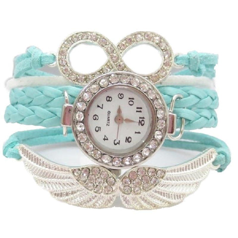 Infinite Devotion Bracelet Watch