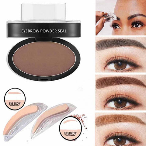 Waterproof Long Lasting Eyebrow Stamp