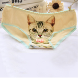 3D Printed Cat Briefs Underwear