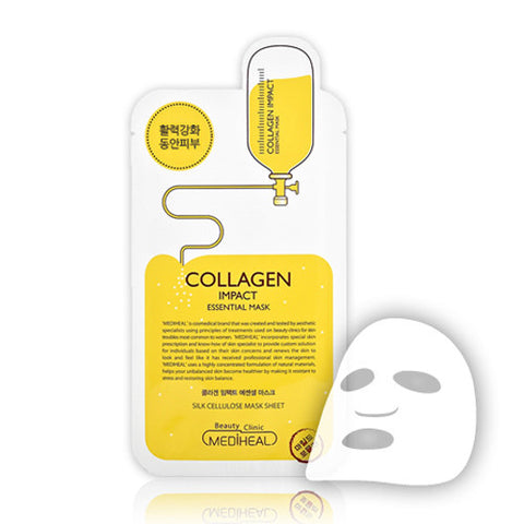 Collagen Impact Essential Mask - CORAL