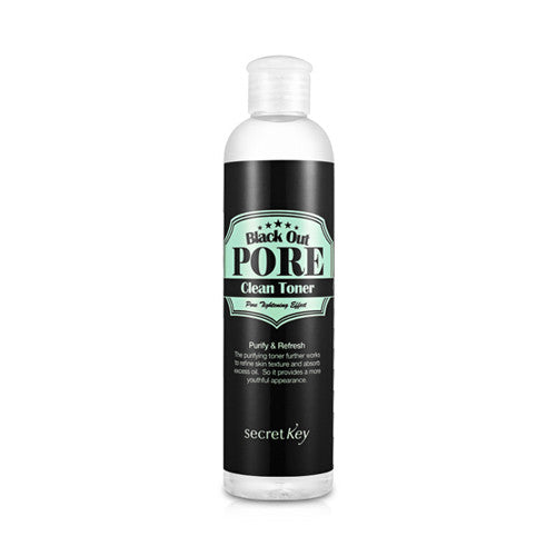 Black Out Pore Clean Toner - 250ml - CORAL