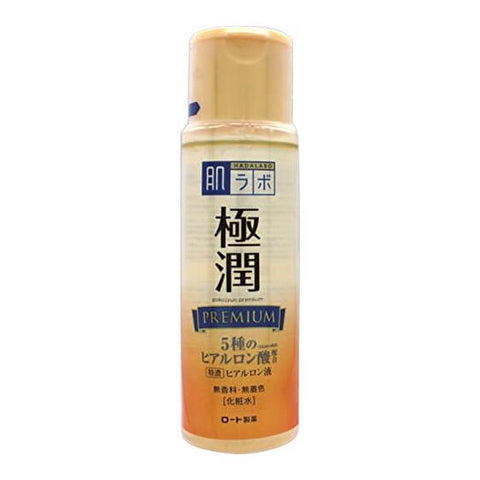 Gokujyun Premium Hyaluronic Lotion - 170ml - CORAL