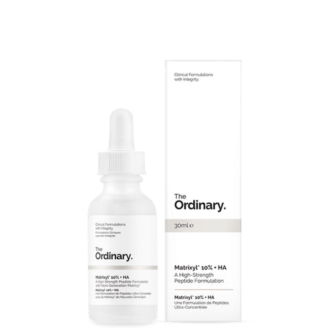 The Ordinary. Matrixyl 10% + HA - 30ml