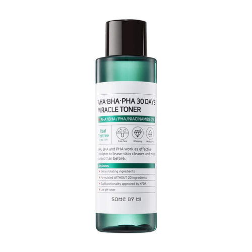 AHA-BHA-PHA 30 Days Miracle Toner - 150ml - CORAL