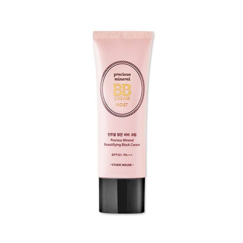 Precious Mineral Beautifying Block Cream Moist - 45g (EXP 2021.01.02) - CORAL
