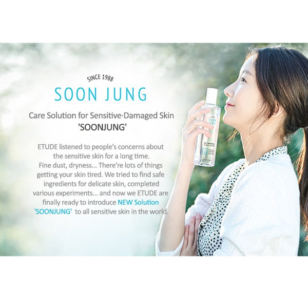 Soon Jung 10 Free Moist Emulsion - 120ml - CORAL