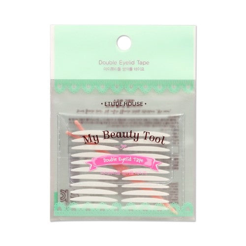 ETUDE HOUSE My Beauty Tool Double-sided Eyelid Tape(2 sheets) - CORAL