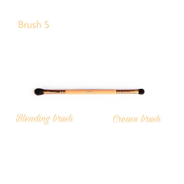 MAKEUP BY ANNALIA Brush set(13 brushes + pouch)