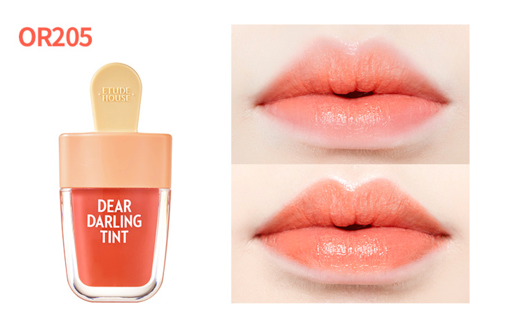 Dear Darling Water Gel Tint (New) - 4.5g - CORAL