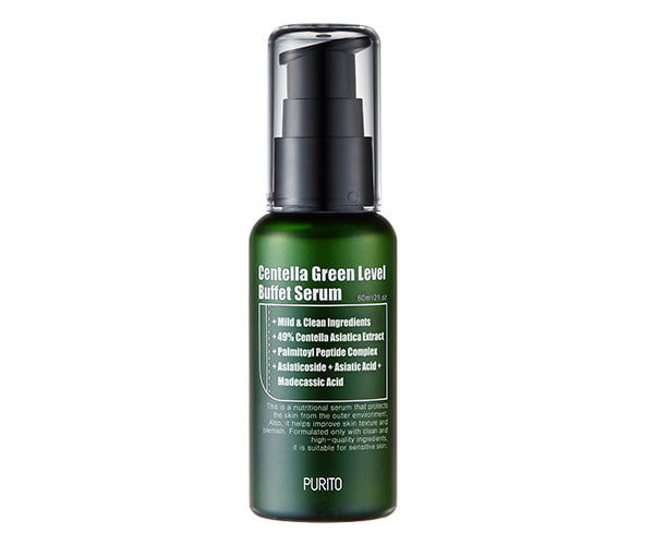 Centella Green Level Buffet Serum - 60ml