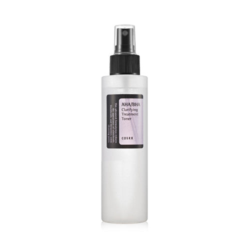 AHA/BHA Clarifying Treatment Toner - 150ml - CORAL
