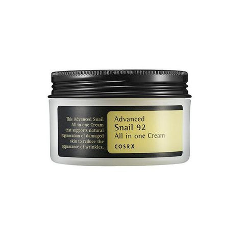 COSRX Advanced Snail 92 All In One Cream - 100ml - CORAL