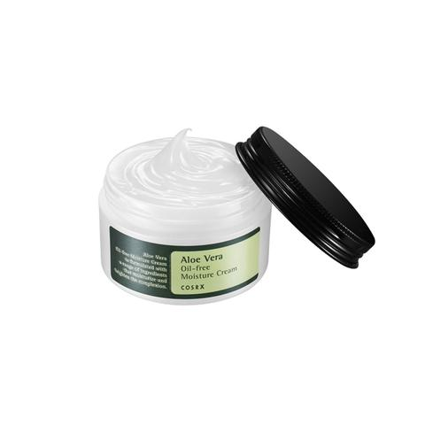 Aloe Vera Oil Free Moisture Cream - 100ml - CORAL