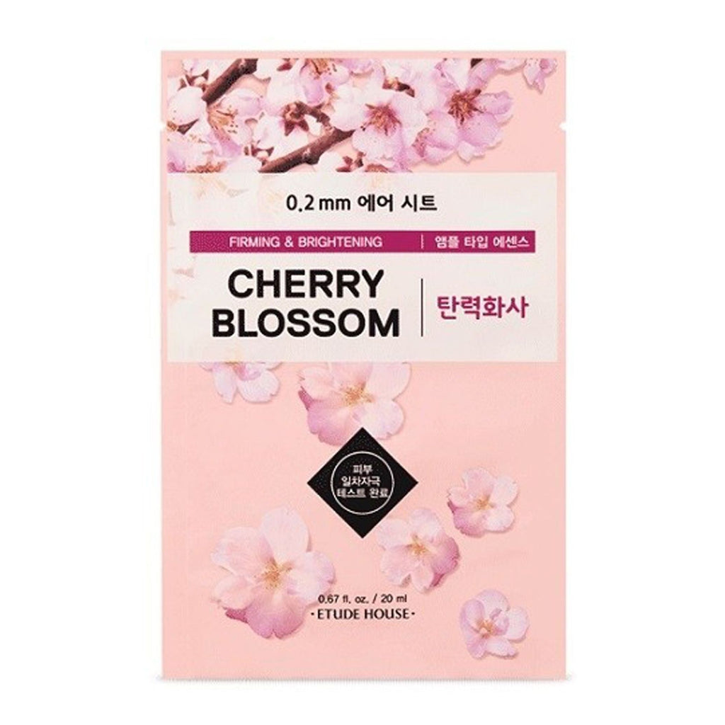 0.2 Therapy Air Mask (Cherry Blossom) - CORAL