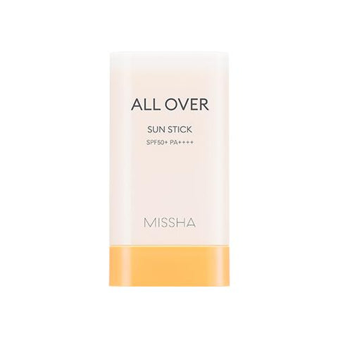 MISSHA All Around Safe Block All Over Sun Stick SPF50+ PA++++ - 20g - CORAL