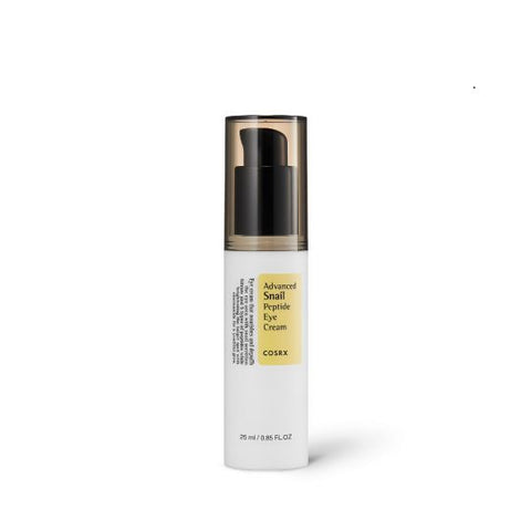 Advanced Snail Peptide Eye Cream - 25ml - CORAL