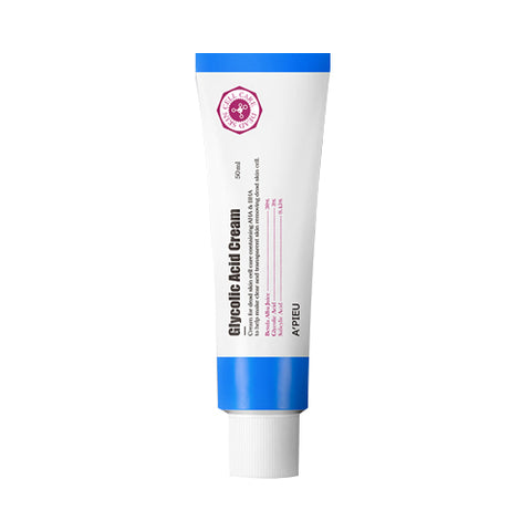 Glycolic Acid Cream - 50ml - CORAL