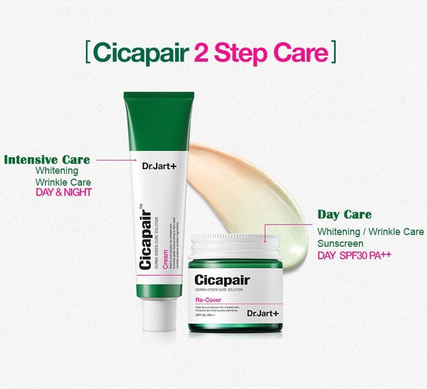 Cicapair Cream - 50ml - CORAL