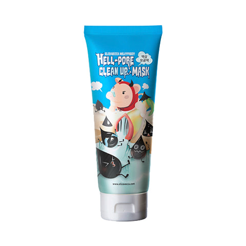 Milky Piggy Hell Pore Clean Up Mask - 100ml - CORAL