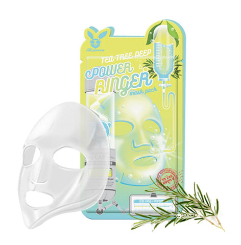 Tea Tree Deep Power Ringer Mask