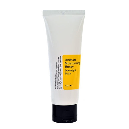 Ultimate Moisturizing Honey Overnight Mask - 60ml - CORAL